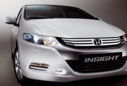 Honda Insight, el híbrido de España