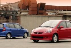 Honda llama a revisión más de un millón de Jazz