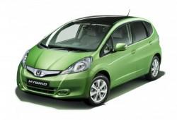 Honda presentará el nuevo Jazz híbrido en París.