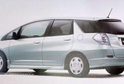 Honda ya tiene listo al Jazz/Fit familiar. A la venta en Japón en Marzo