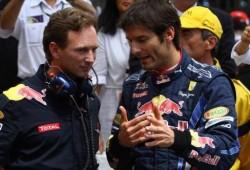 Horner debería de estar agradecido porque Webber ocultara su lesión