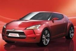 Hyundai prepara su futura coupé deportiva.