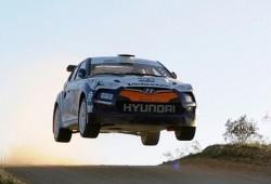 Hyundai presenterá el Veloster rally en el Salón de Chicago