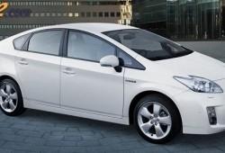Imagen del nuevo Toyota Prius Europeo