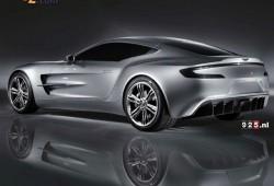 Imágenes del aspecto del Aston Martin One-77