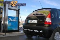 Inaugurada la primera gasolinera con surtidor de Gas Natural Vehicular