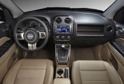 Jeep revela el facelift del Compass 2011