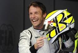 Jenson Button: no soy bueno aparcando el monoplaza