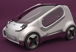 Kia Pop eléctrico, nuevas imágenes oficiales