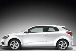 Kia Pro Ceed 2011, imágenes filtradas