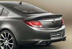 Kit de carrocería Irmscher para el Opel Insignia