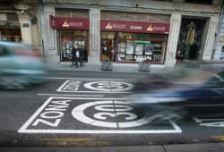 La CNAE a favor de las zona 30 en las ciudades