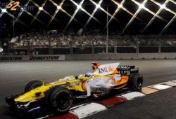 La F1 quiere correr de Noche