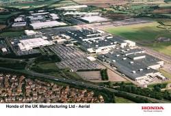 La fábrica de Honda en Reino Unido vuelve a trabajar tras cuatro meses