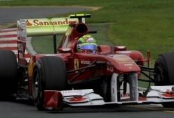 La mala salida de Alonso en Melbourne