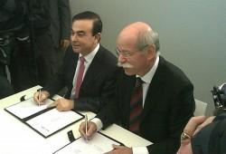 La sociedad entre Daimler y Renault-Nissan ya es un hecho.