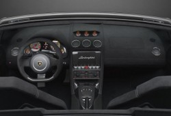 Lamborghini lanza el Gallardo LP 570-4 Spyder Performante