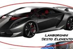 Lamborghini Sesto Elemento, la sorpresa ha sido revelada.