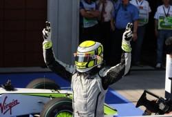 Las mejores imágenes del GP de Turquía 2009