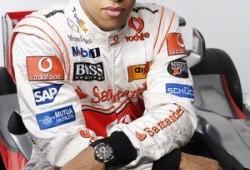 Lewis Hamilton no ve a Alonso como rival para 2009