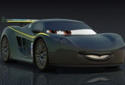 Lewis Hamilton pondrá su voz a un MP4-12C en Cars 2