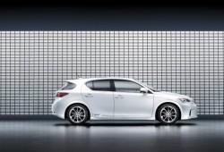 Lexus CT200h. El híbrido premium llega a España