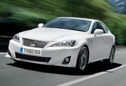 Lexus presenta la nueva gama IS.