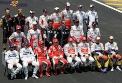 Lista oficial revisada de pilotos 2009