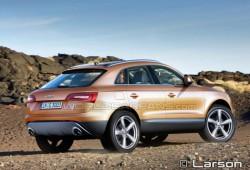 Lo más visto en Motor.es, Así es el Audi Q3, otro de los rivales del BMW X1. Agosto 2010