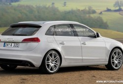Lo más visto en Motor.es, Audi A3 2012 adelanta su presentación Junio 2010