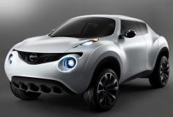 Lo más visto en Motor.es, Juke, el nuevo crossover de Nissan. Enero 2010