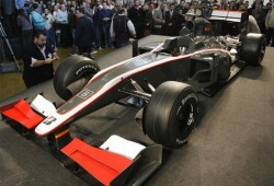 Lo más visto en Motor.es, Presentación del equipo HRT F1 Team . Marzo 2010