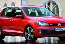 Los 10 coches más vendidos en Europa el 2009. Primero el Volkswagen Golf