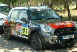 Los vehículos del Dakar ya están en Buenos Aires