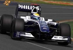 Los Williams, los más rápidos para empezar
