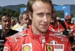 Luca Badoer no convenció a los directivos de Ferrari