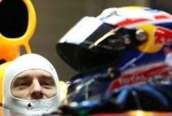 Mark Webber analiza sus telemetrías