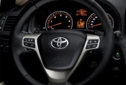 Más imágenes del  Nuevo Toyota Avensis.