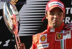 Massa habló sobre la estrategia de Ferrari
