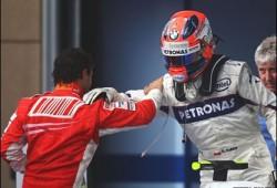 Massa por Kubica, cambios en Ferrari