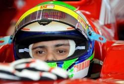 Massa prueba el F2007 en Mugello