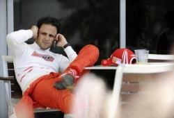 Massa se refiere a Michael Schumacher como su reemplazante