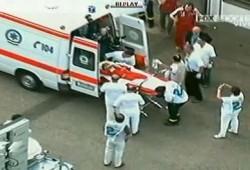 Massa sería trasladado a un hospital de París