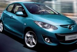 Mazda 2 2011 para Europa será presentado en París