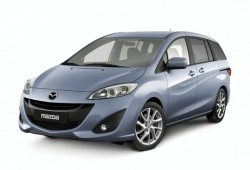 Mazda anticipa la llegada del Mazda5