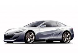 Mazda coqueta con lanzar una nueva coupé deportiva