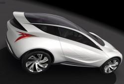 Mazda Kazamai, información del nuevo Concept SUV