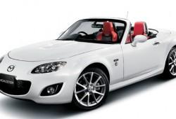 Mazda lanza una edición especial del Roadster