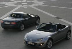 Mazda MX-5 restyling
