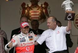 McLaren busca la doble corona